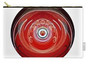 Abstract Old Car Framed Carry-all Pouch