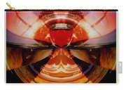 Abstract Old Car Spare Tire Carry-all Pouch