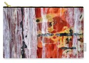 Abstract Painting Untitled #45 Carry-all Pouch