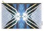 Abstract Photomontage N87v1 Dsc9063 Carry-all Pouch