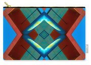 Abstract Photomontage No 3 Carry-all Pouch