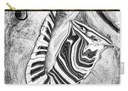 Piano Keys In A Saxophone 2 - Music In Motion Carry-all Pouch