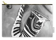 Piano Keys In A Saxophone 4 - Music In Motion Carry-all Pouch