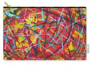 Abstract Pizza 2 Carry-all Pouch