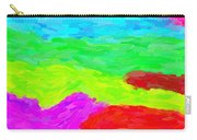 Abstract Rainbow Art By Adam Asar 3 Carry-all Pouch