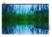 Abstract Reeds No. 1 Carry-all Pouch