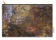 Abstract Reflections Carry-all Pouch