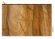 Abstract Rock With Lines And Rectangles Carry-all Pouch
