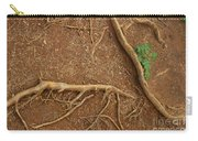 Abstract Roots Carry-all Pouch