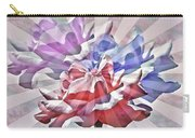 Abstract Roses Carry-all Pouch