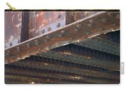 Abstract Rust 4 Carry-all Pouch