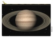 Abstract Saturn Carry-all Pouch