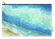 Abstract Seascape Beach Painting A1 Carry-all Pouch