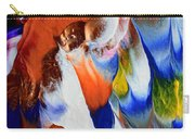 Abstract Series N1015bp Copy Carry-all Pouch