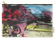 Abstract Sketch18 Carry-all Pouch