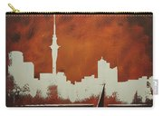 Abstract Skyline - Auckland Carry-all Pouch