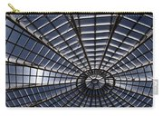 Abstract Spiderweb View Of A Central Tower Skylight At The World Carry-all Pouch