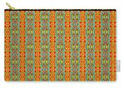 Abstract Square 56 Carry-all Pouch