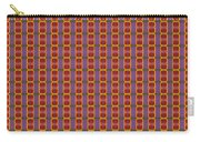Abstract Square 16 Carry-all Pouch