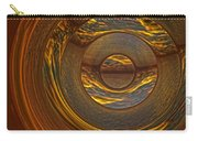 Abstract Sunset Carry-all Pouch