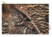 Abstract Surface Bumpy Stone Carry-all Pouch