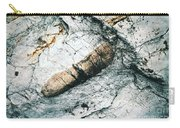 Abstract Surface Limestone With Rocks Carry-all Pouch