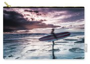 Abstract Surfer Carry-all Pouch