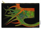 Abstract Tenticles Carry-all Pouch