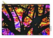 Abstract Tree 304 Carry-all Pouch