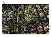 Abstract Trees 691 Carry-all Pouch