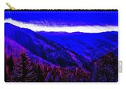 Abstract Views Carry-all Pouch