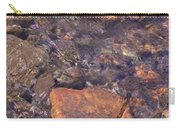 Abstract Water Art Iv Carry-all Pouch