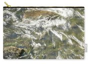 Abstract Water Art Vi Carry-all Pouch