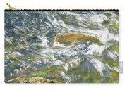 Abstract Water Art Vii Carry-all Pouch