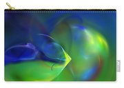 Abstract Water World 040411 Carry-all Pouch