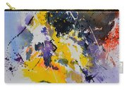 Abstract Watercolor 70075 Carry-all Pouch