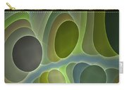 Abstract With Stars Carry-all Pouch