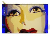 Abstract Woman #2 Carry-all Pouch