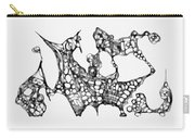 Abstraction 1226 - Marucii Carry-all Pouch