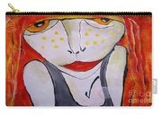 Abstraction 1718 Carry-all Pouch