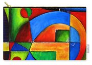 Abstraction 1723 Carry-all Pouch