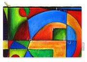 Abstraction 1724 Carry-all Pouch