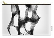 Abstraction 1807 Carry-all Pouch