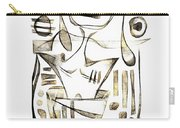 Abstraction 2045 Carry-all Pouch