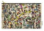 Abstraction 2046 Carry-all Pouch