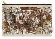 Abstraction 2406 Carry-all Pouch
