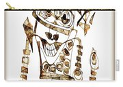 Abstraction 2421 Carry-all Pouch