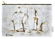 Abstraction 2426 Carry-all Pouch