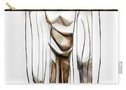 Abstraction 2427 Carry-all Pouch