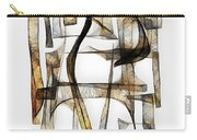 Abstraction 2430 Carry-all Pouch